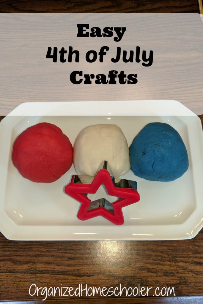 3 Cheap and easy 4th of July crafts!
