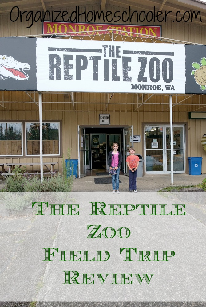 The Monroe Reptile Zoo, just 35 miles from Seattle, is a great place for a biology or geography field trip.