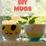Custom mugs are easy to make with a few materials available at your local craft store. This is a fun art project and makes an excellent gift.