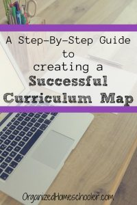 These tips are sure to help you create a curriculum map that will last all year. Plan your homeschool calendar.