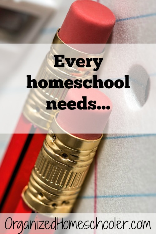 Every homeschool needs these 8 inexpensive must-have homeschool items.