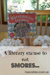 The Marshmallow Incident is a great addition to any homeschool or elementary school classroom. These activities are fun and engaging...and delicious!