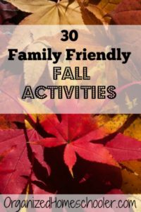 These fall bucket list ideas are great and family friendly! I need to do a few of these things before winter arrives!