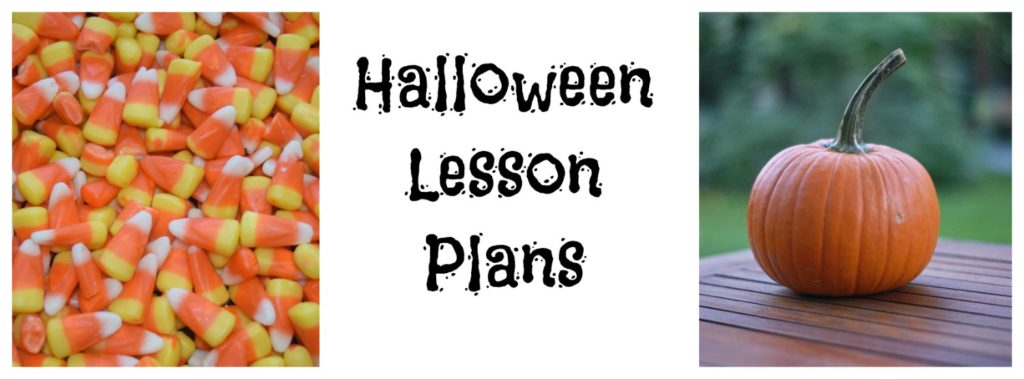 These are great Halloween lesson plans. I can't wait to try the Halloween science!
