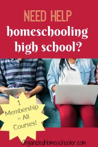 Homeschooling high school does not have to be scary! Get help with the online support system of schoolhouseteachers.com. This online homeschool program has curriculum for preschool through high school. Find all of the curricula you need - including electives!