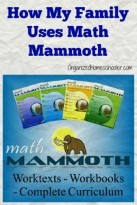 Math Mammoth is the best homeschool math curriculum. Check out my review!
