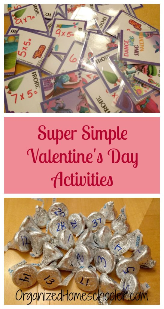 Check out these teacher-tested super simple Valentine's Day activities. They are perfect for an educational Valentines game.