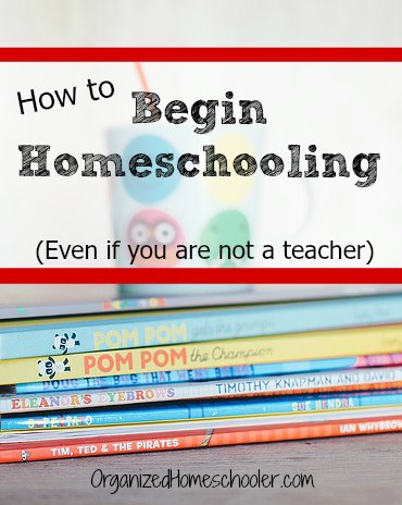 Follow these tips to learn how to begin homeschooling. It is easier than you think!