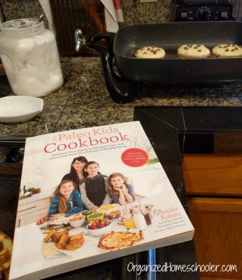 Meal planning is crucial for homeschool parents.