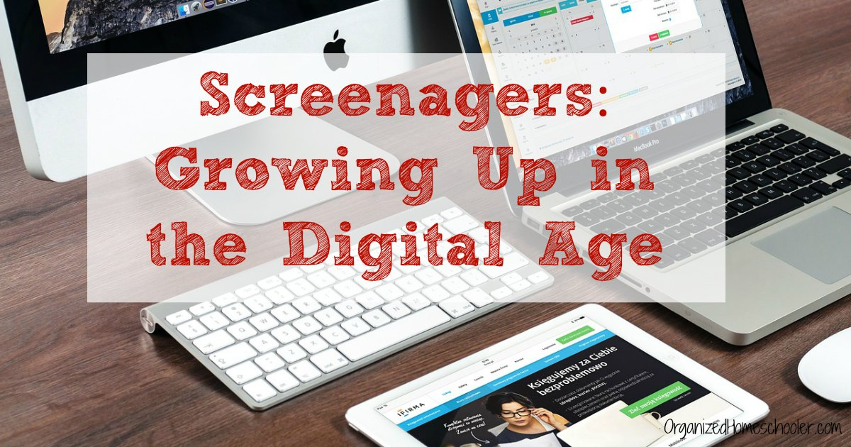 Screenagers is an awesome movie that helps parents navigate setting boundaries in this digital age.