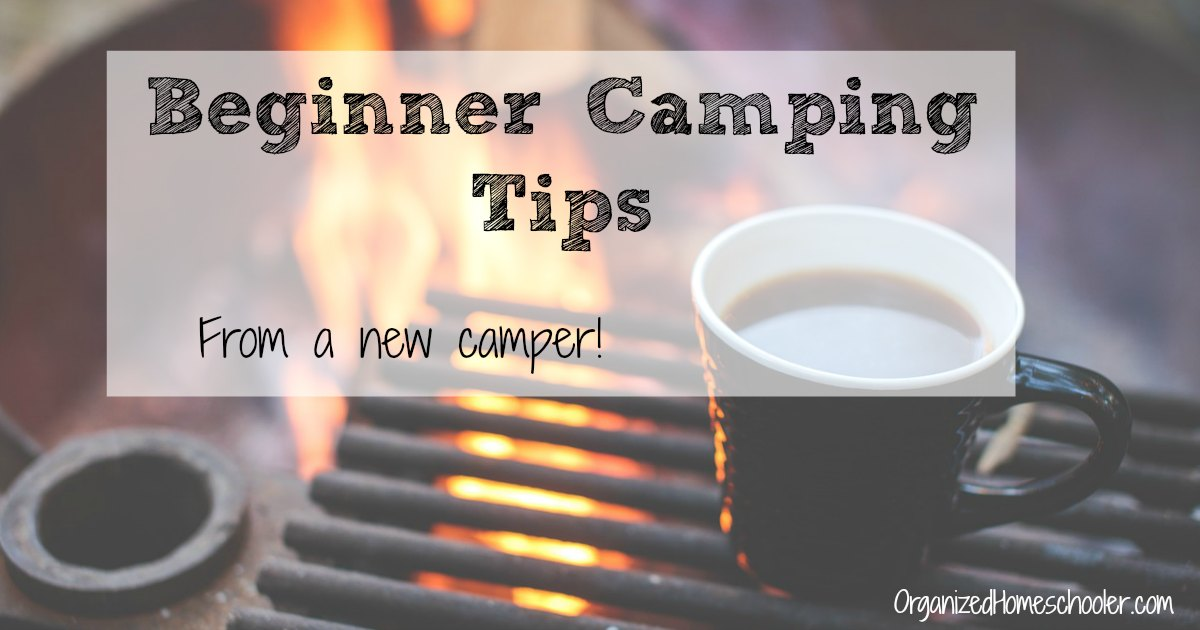 These beginner camping tips are sure to help plan a smooth camping trip.