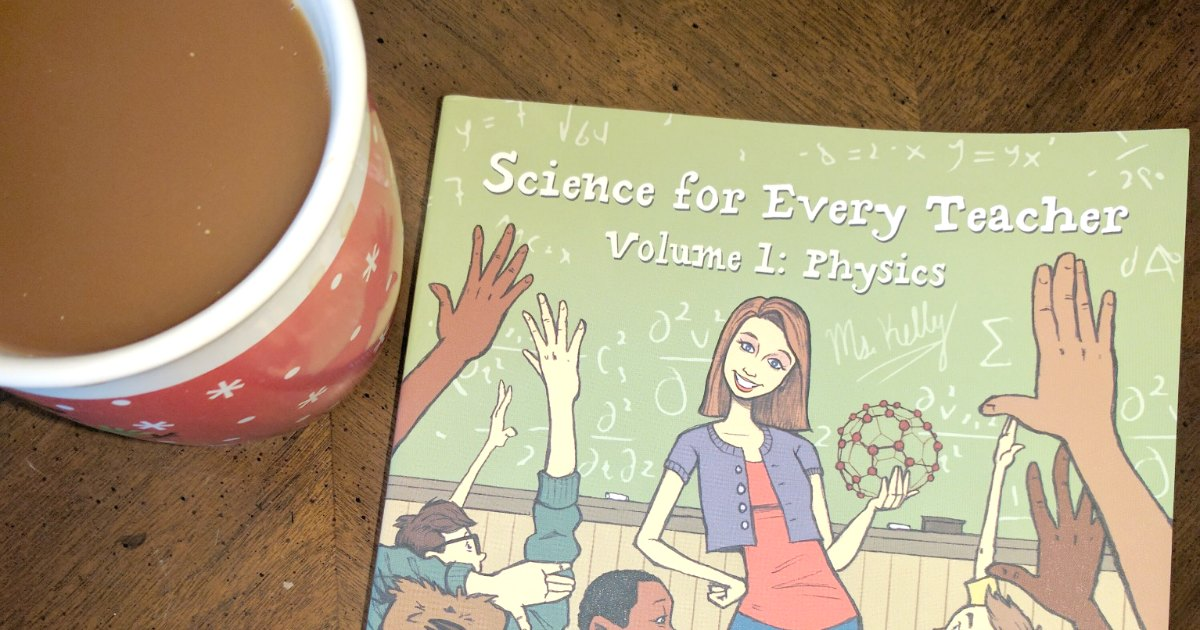 Science for Every Teacher includes great simple science experiments. It is perfect as a reference for teaching homeschool science.
