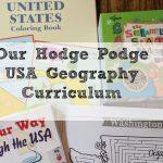 A Fun and Easy USA Geography Homeschool Curriculum