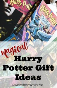 Check out these magical Harry Potter gift ideas are perfect for your Harry Potter fan.