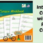 Introduce Cursive with Easy Peasy Cursive