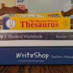 Using WriteShop I to Teach Middle School Writing