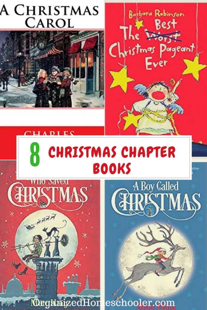 These are the 9 best Christmas chapter books for kids - perfect for holiday family read alouds when your kids outgrow picture books. #Christmasbooks #holidaybooks