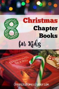 These 8 Christmas chapter books for kids are great as a holiday family read aloud or read independently. Assign these books for December reading projects.