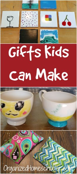 Here are unique gifts kids can make! These are perfect for grandparent gifts! Make a few of these gifts today. #kidscrafts #diygifts #giftguide