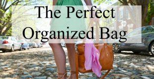 Farrier Leather – An Organized Handbag