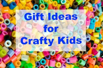 These gift ideas for crafty kids are awesome! They inspire creativity and are affordable. #craftsforkids