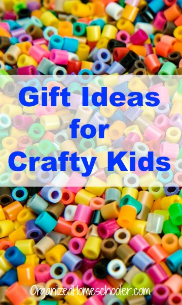 These gift ideas for crafty kids are awesome! They inspire creativity and are affordable.