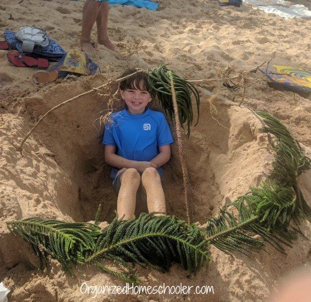 These family beach vacation tips were perfect for Maui!