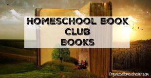 Homeschool Book Club Books For Tweens