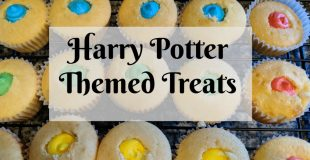 Harry Potter Themed Treats