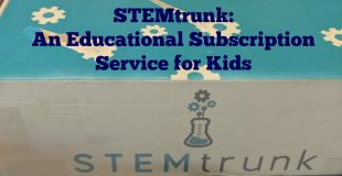 STEMtrunk – An Educational Subscription Service for Kids