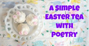 Easter Tea with Poetry