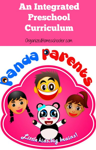 These integrated preschool curriculum from PandaParents is a great addition to your preschool homeschool curriculum.