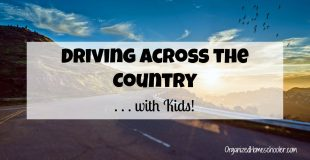 Driving Across the Country with Children