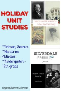 Teach the history behind the holidays with Silverdale Press. This history holiday unit study is full of factual information, links to primary sources, and hands-on activities.