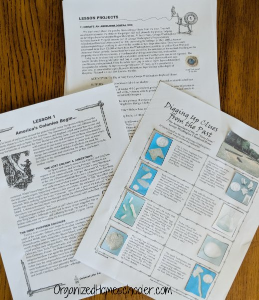 This colonial America unit contains everything you need for a hands-on lesson about colonial America.