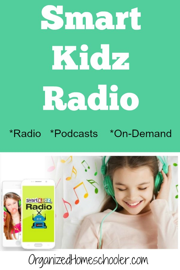 Tired of screening music for your preschooler? Check out this Smart Kidz Radio review. #kidsradio