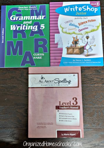 This 5th grade homeschool curriculum has it all - language arts, math, science, social studies, and geography.