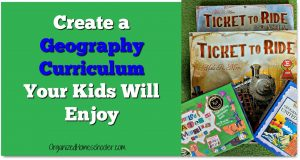 Creating a homeschool geography curriculum that your kids will actually enjoy can be easy. Just add these 6 things!