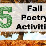 Fall Poetry Activities