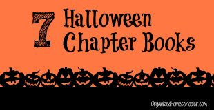 7 Halloween Chapter Books
