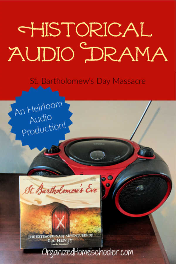 St. Bartholomew's Eve tells the history of the Huguenots fight or religious independence. The Huguenots were French Protestants who were prosecuted by the Catholic church. This audio book is full of drama and excitement.