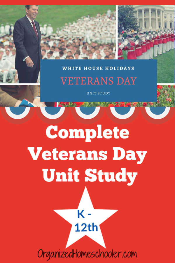 These Veterans Day lesson plans are all you will need to teach the history of Veterans Day. There are lessons for kindergarten - high school.