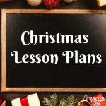 Homeschool Christmas Lesson Plans