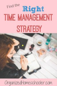 Check out 80+ time management strategies in just one book! There are some simple productivity tips for busy moms.