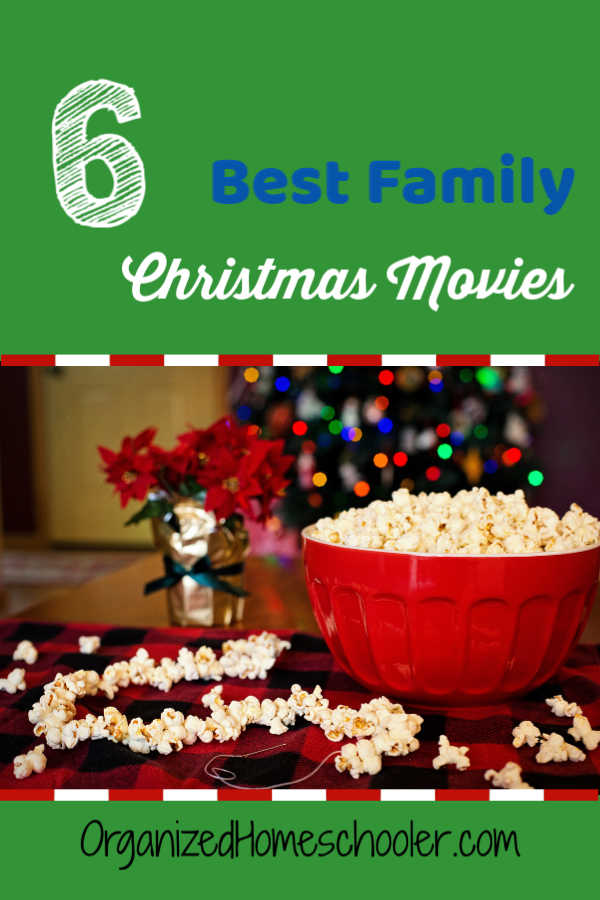 Watch these 6 best family Christmas movies with your children. Make it an annual tradition to have a Christmas movie marathon.