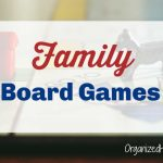 13 Fantastic Family Board Games