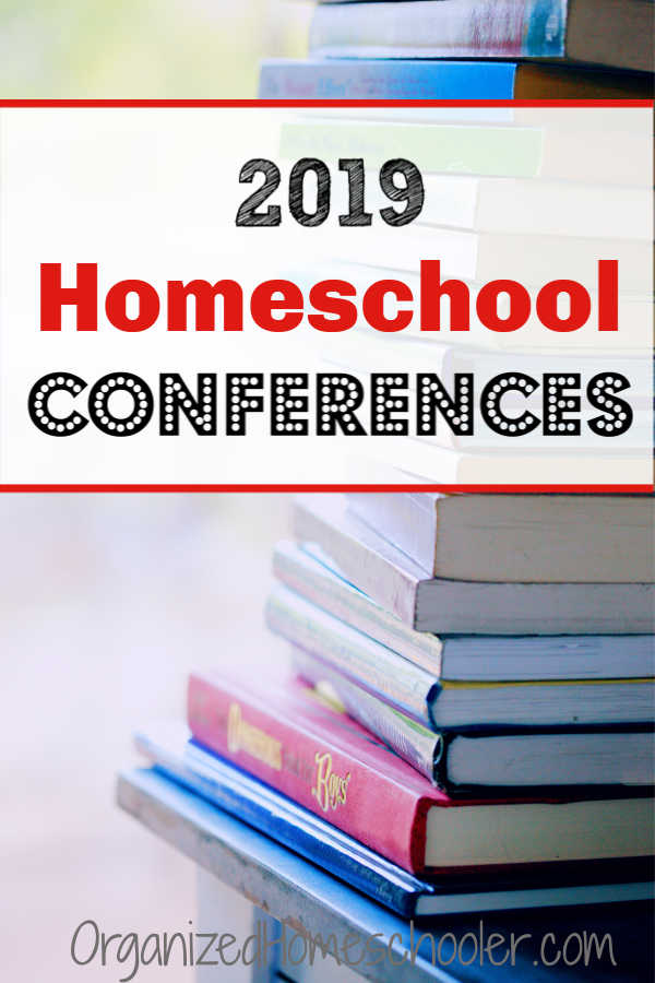 Homeschool Conferences are a great way to stay connected to your homeschool community. CLICK to find one near you! There are homeschool conference locations all around the USA and even virtual conferences!