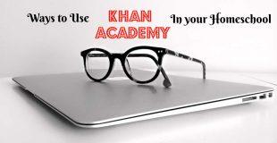 Ways to Use Khan Academy for Homeschool