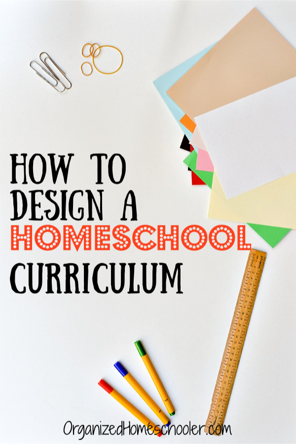 Homeschool curriculum development does not need to be complicated. Anyone can do it! Check out these curriculum planning ideas to help you design a curriculum.