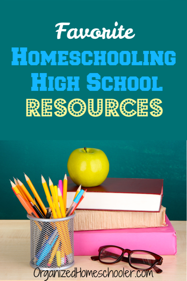 Homeschool high school confidently with these awesome homeschooling high school resources. Get tips for creating an effective plan.